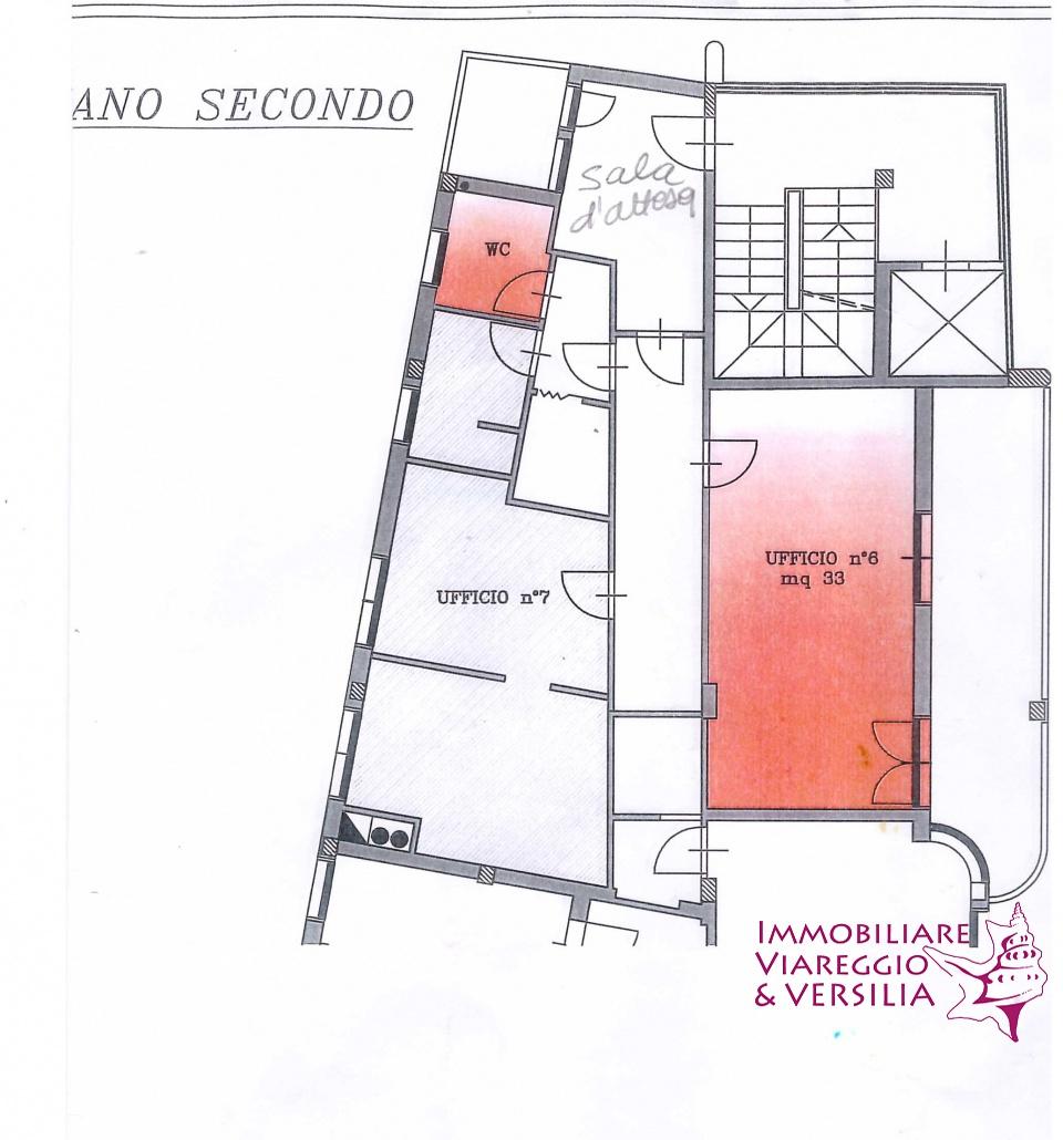 Ufficio / Studio in vendita a Viareggio, 4 locali, prezzo € 150.000 | CambioCasa.it
