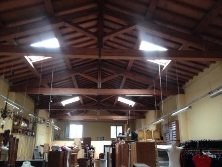 Magazzino - capannone in buone condizioni in affitto Rif. 9990754