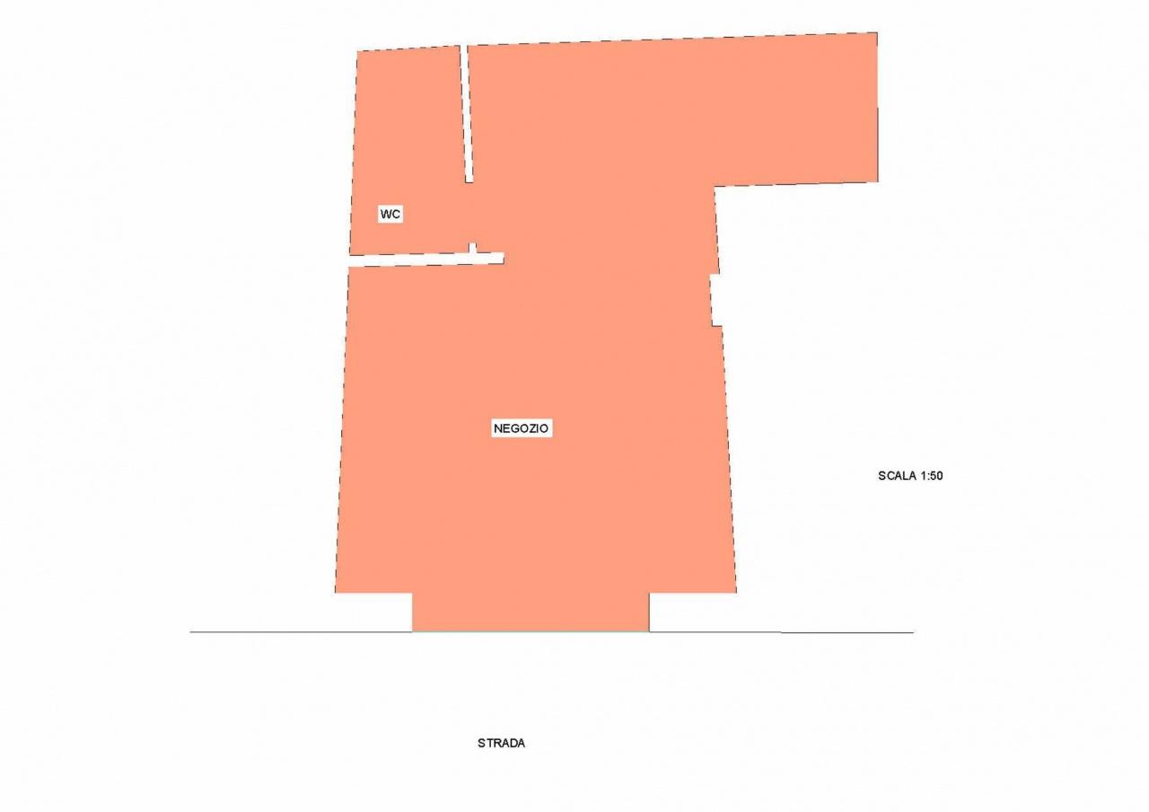 Attività commerciale in affitto Rif. 6802127