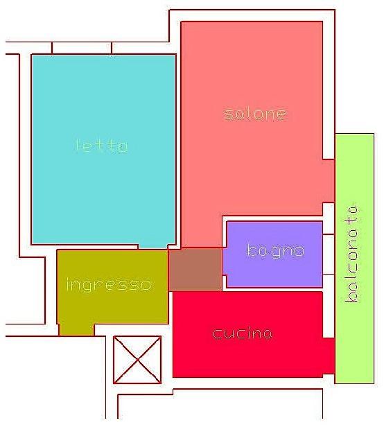 Appartamento, 0, Vendita - Meta