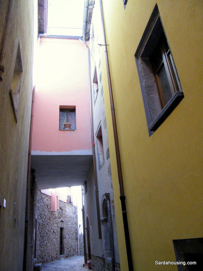 Casa Affiancata SANTU LUSSURGIU S_LUSS_VOLTA_56