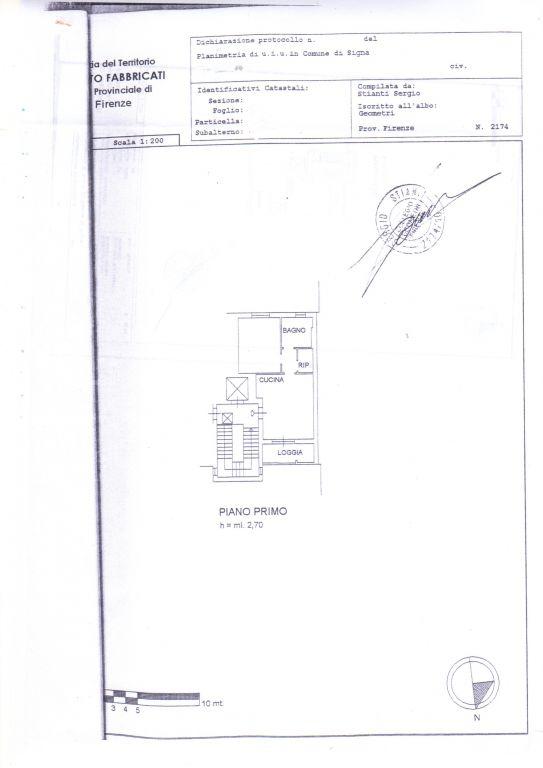 Vendita  bilocale Signa Via Delle Terracotte 1 1222071