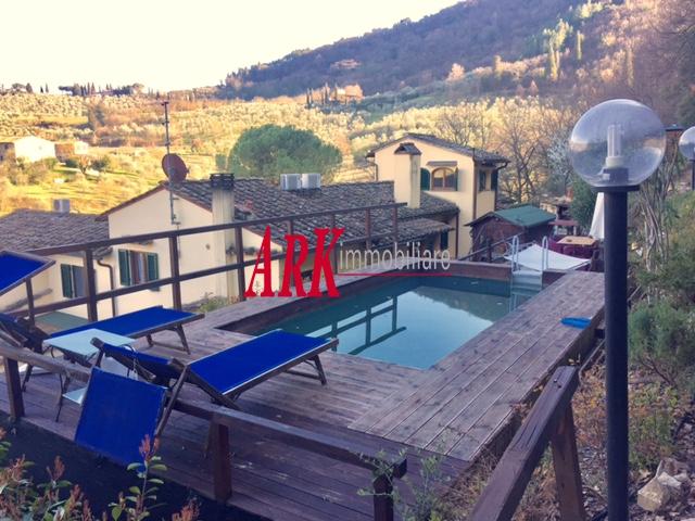 Terratetto quadrilocale in vendita a bagno a ripoli for Bagno a ripoli fi