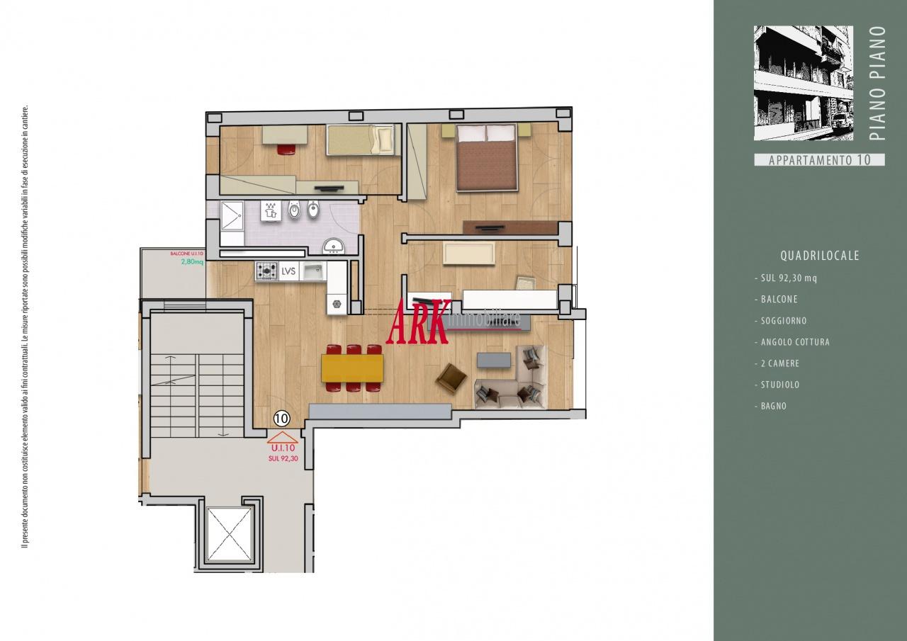 Appartamento ristrutturato in vendita Rif. 9237001