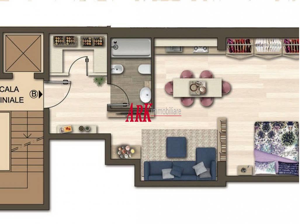 Appartamento ristrutturato in vendita Rif. 10754555