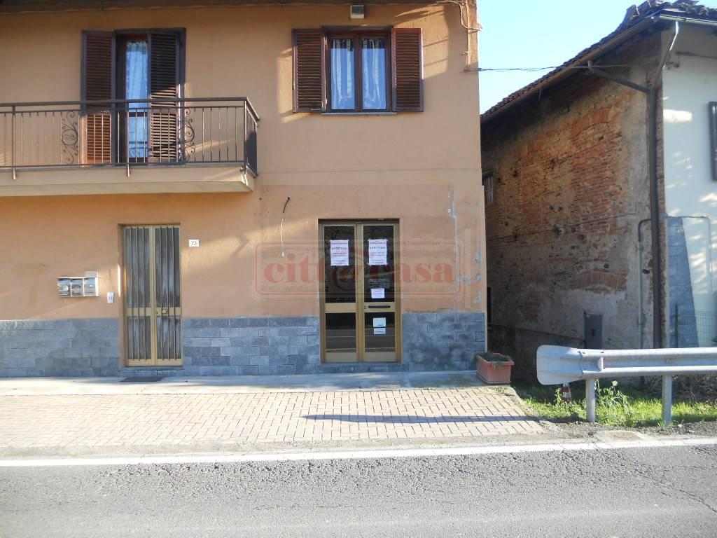Ufficio / Studio in affitto a San Sebastiano da Po, 1 locali, prezzo € 200 | CambioCasa.it