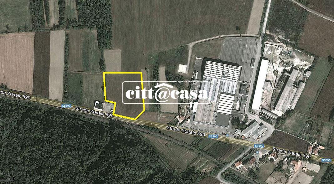 Terreno Commerciale in ottime condizioni in vendita Rif. 4767396