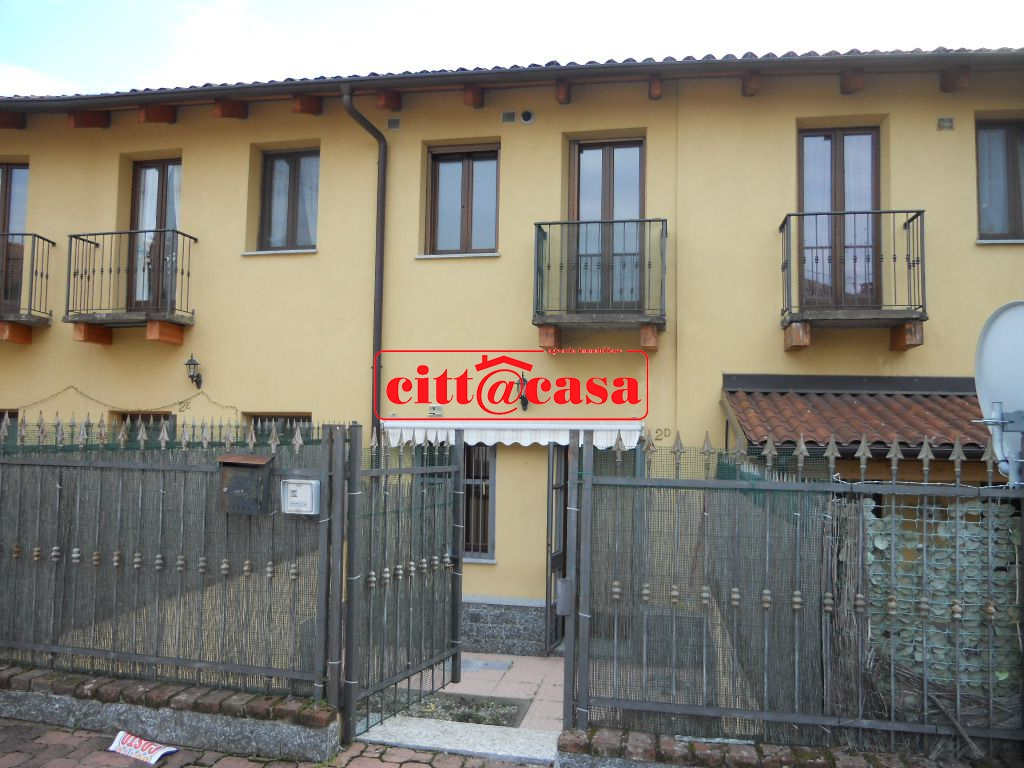 Villa a Schiera in Vendita a Rondissone