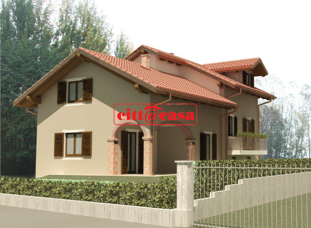 Villa in vendita a Verolengo, 6 locali, zona Località: Verolengo, prezzo € 290.000 | Cambio Casa.it