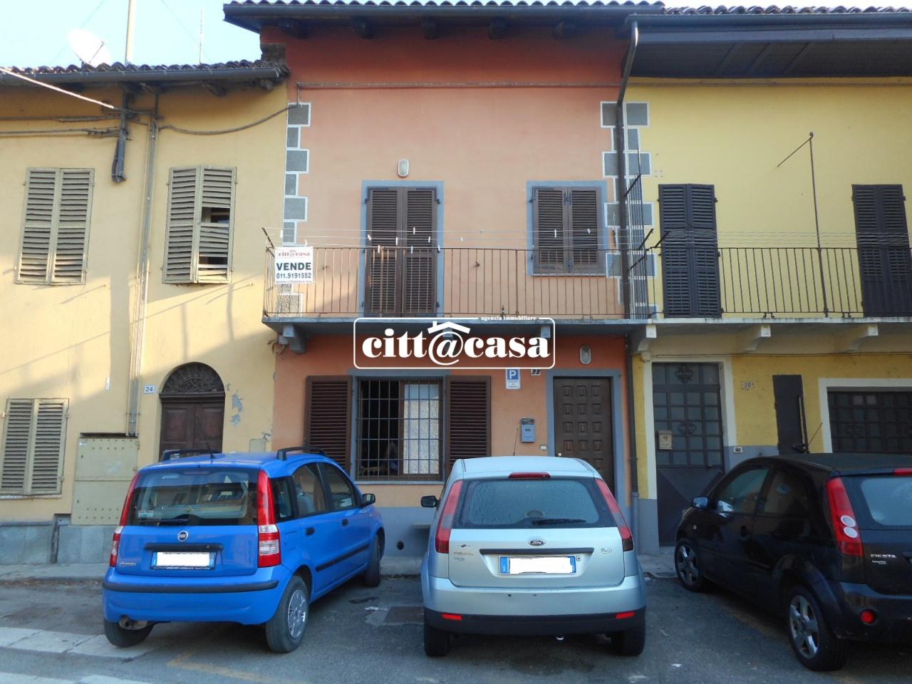 Soluzione Semindipendente in vendita a Casalborgone, 3 locali, prezzo € 95.000 | CambioCasa.it