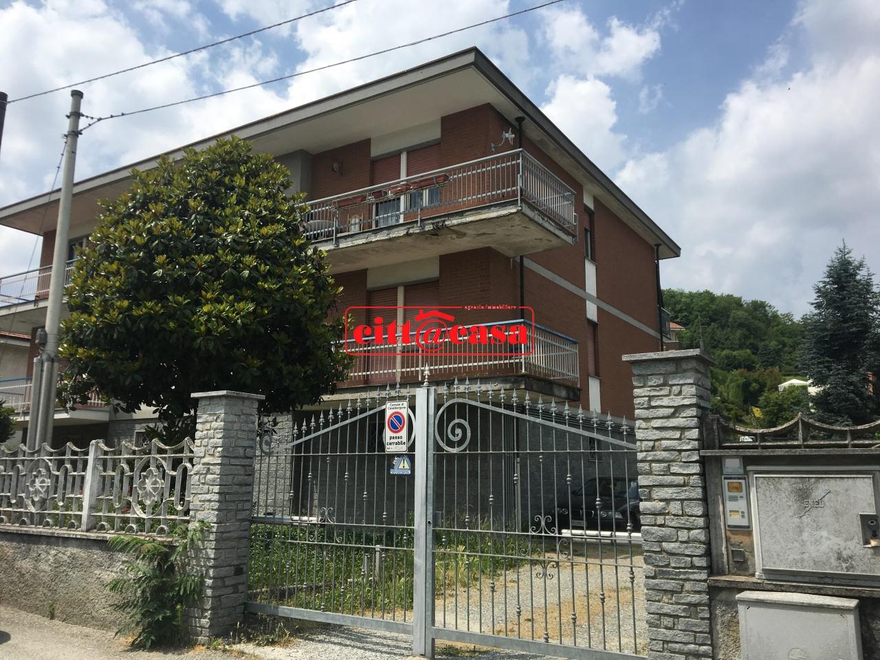 Appartamento in vendita a Casalborgone, 4 locali, prezzo € 135.000 | CambioCasa.it