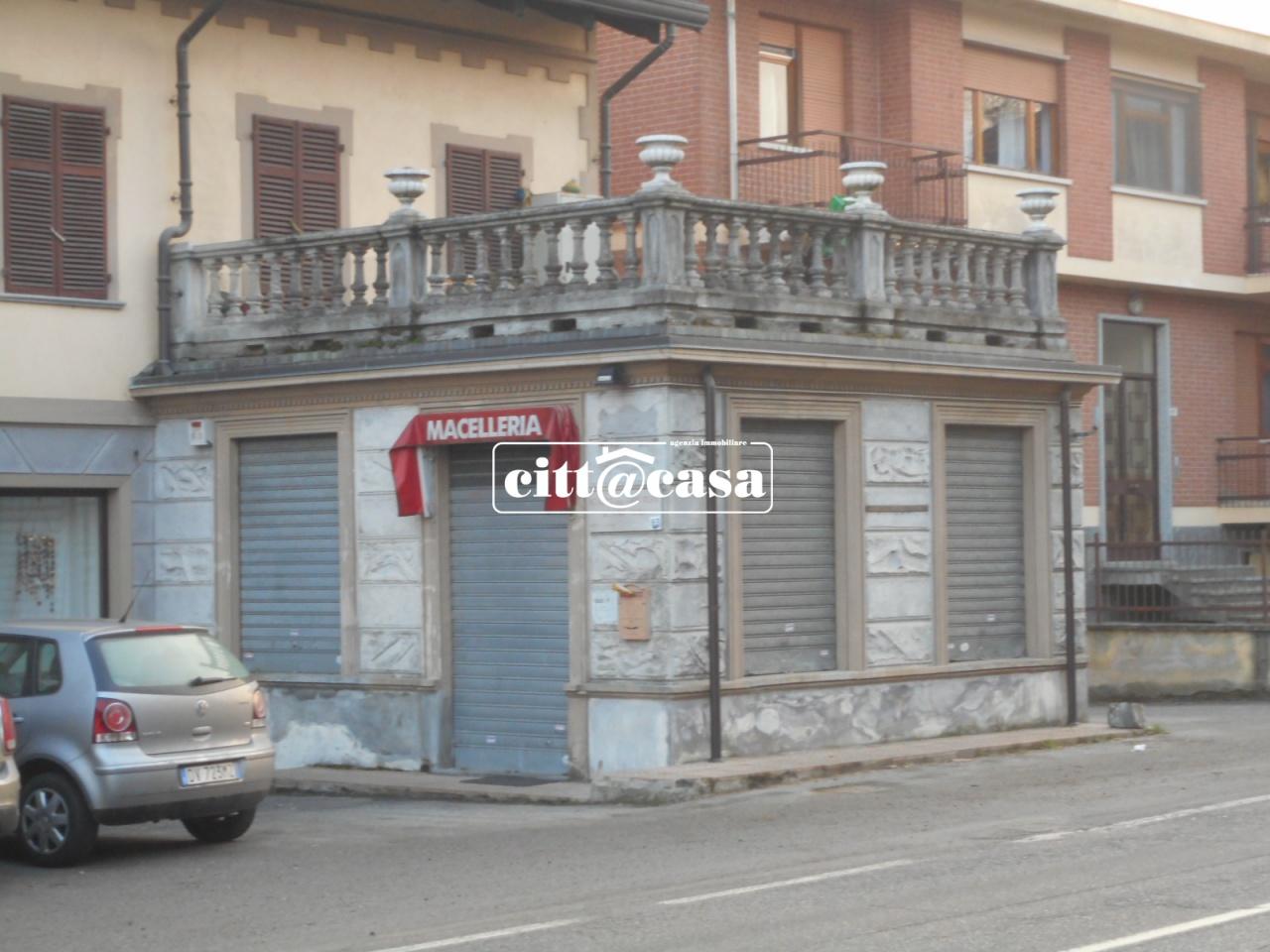 Immobile Commerciale in affitto a San Sebastiano da Po, 2 locali, prezzo € 580 | CambioCasa.it