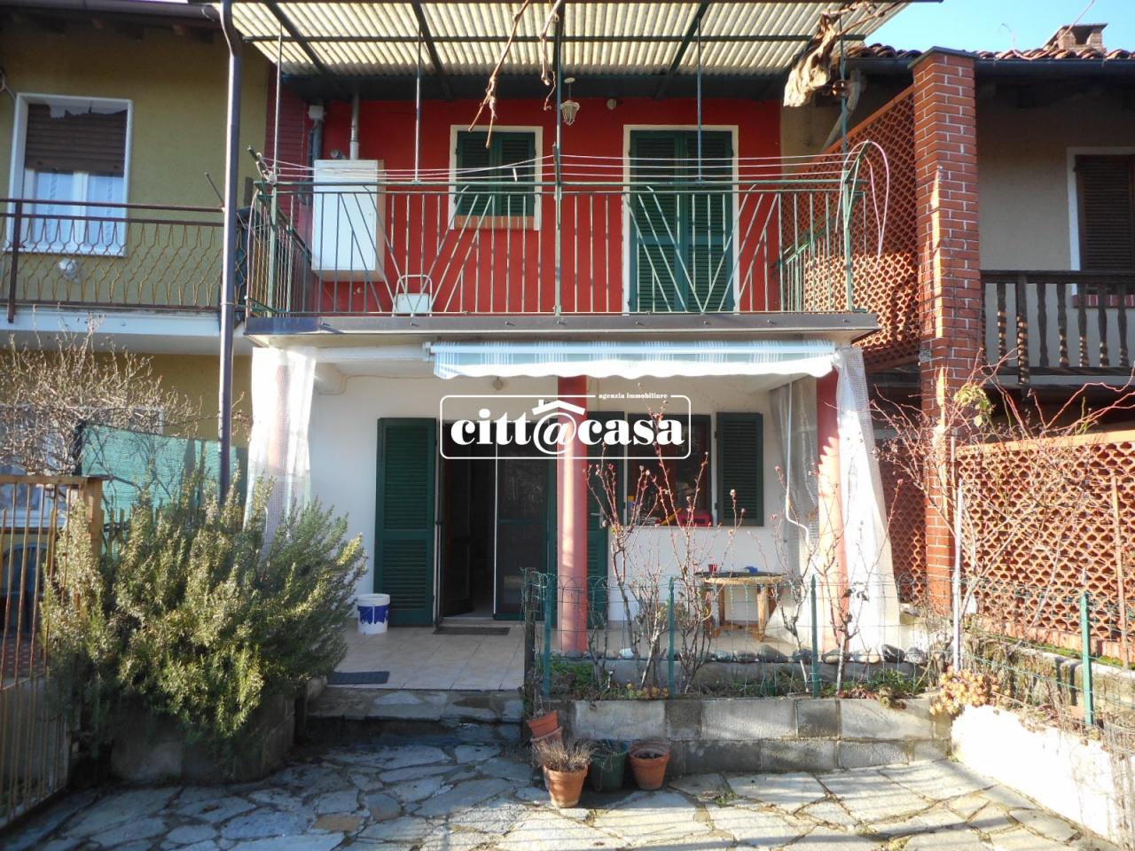 Soluzione Semindipendente in vendita a Casalborgone, 4 locali, prezzo € 95.000 | CambioCasa.it