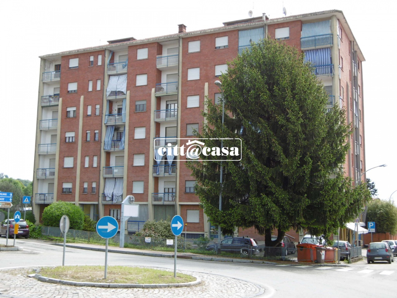 Appartamento in vendita a Caluso, 3 locali, prezzo € 56.000 | CambioCasa.it