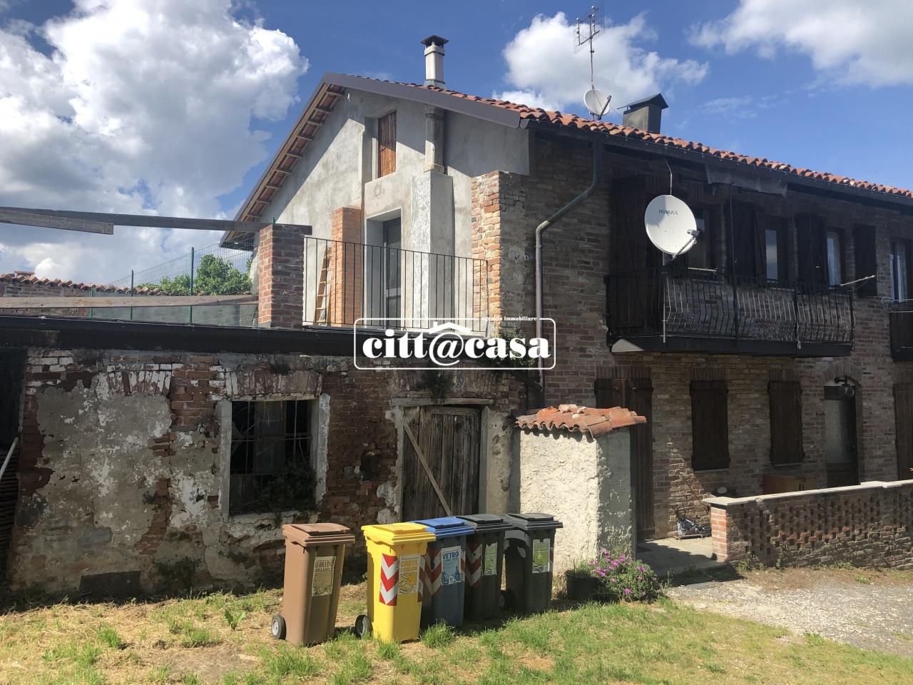 Appartamento in affitto a Cinzano, 2 locali, prezzo € 250 | CambioCasa.it