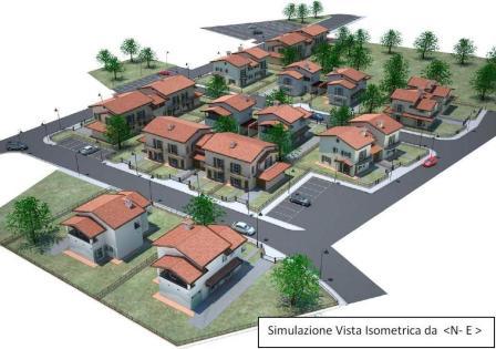Villa a schiera MONTIGNOSO V188