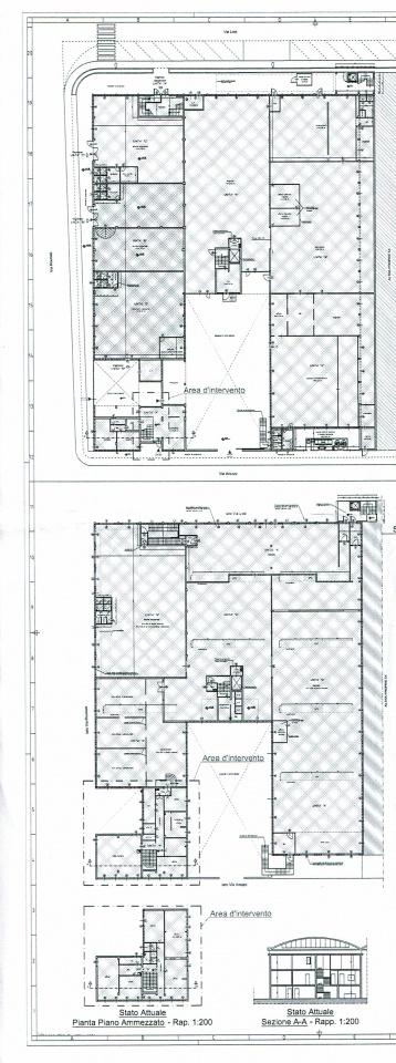 Ufficio in buone condizioni in affitto Rif. 7089860
