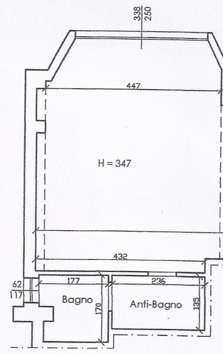 Ufficio in buone condizioni in affitto Rif. 11032857
