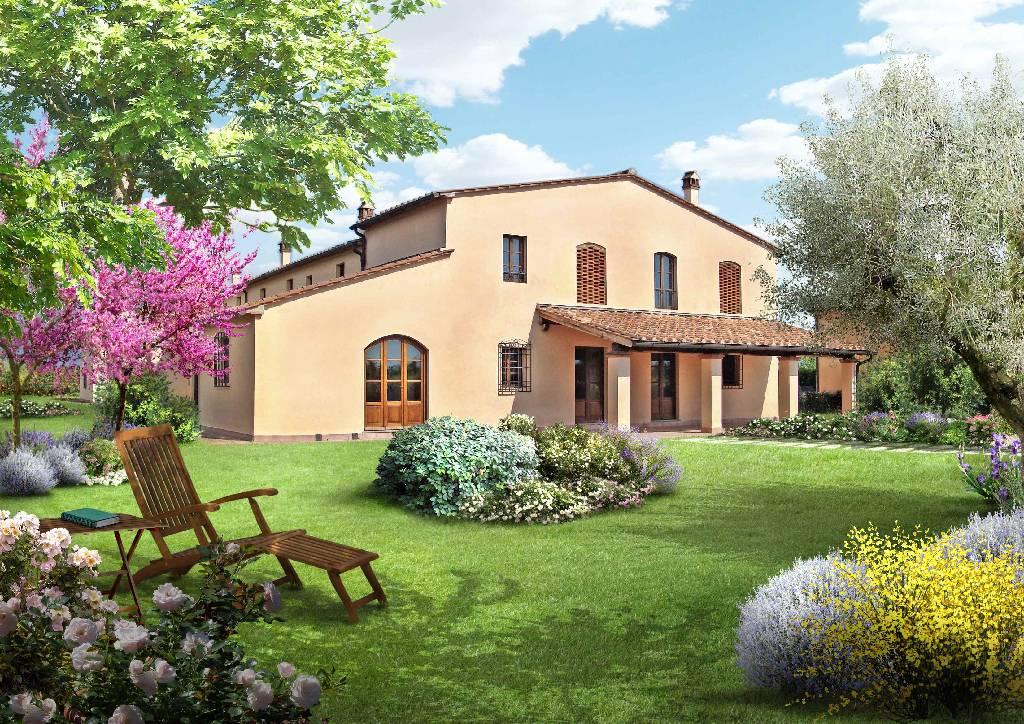 Rustico / Casale in vendita a Agliana, 5 locali, zona Località: VIA PROVINCIALE PRATESE, prezzo € 370.000 | Cambio Casa.it