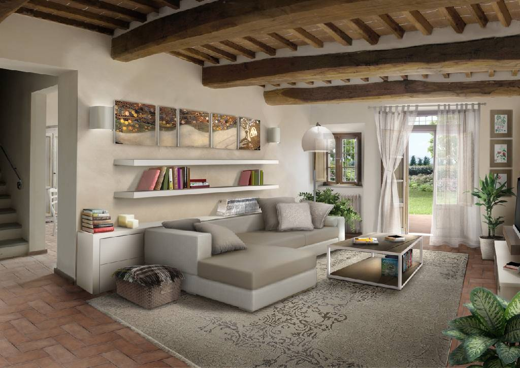 Rustico / Casale in vendita a Agliana, 8 locali, zona Località: VIA PROVINCIALE PRATESE, prezzo € 550.000 | Cambio Casa.it