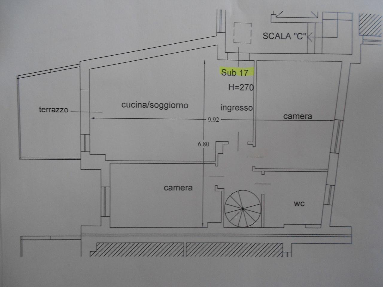 Appartamento in vendita a Montemurlo, 5 locali, prezzo € 235.000 | PortaleAgenzieImmobiliari.it
