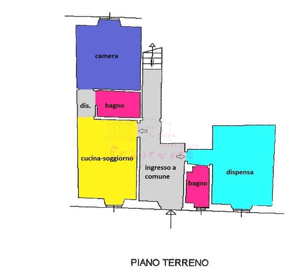Vendita  bilocale Fiesole Via Aretina 1 135714