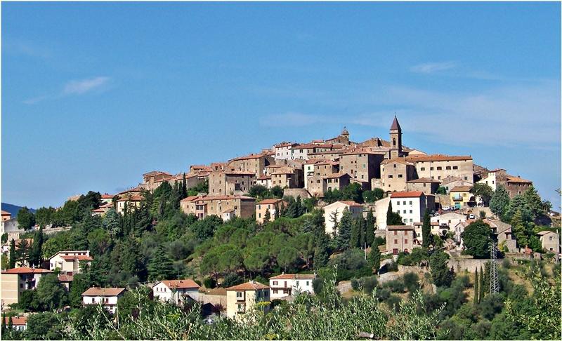 Soluzione Indipendente in vendita a Seggiano, 4 locali, prezzo € 170.000 | CambioCasa.it