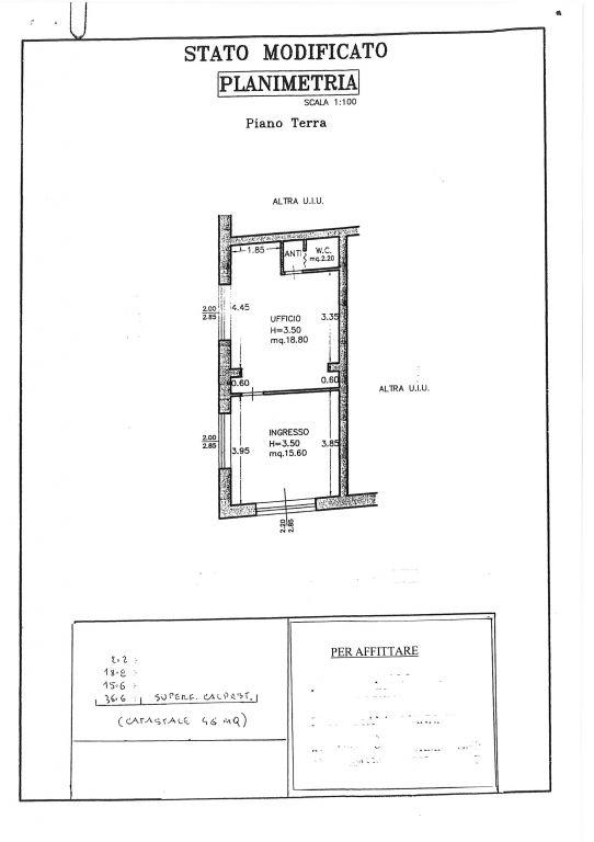 Negozio / Locale in affitto a Follonica, 2 locali, zona Località: GENERICA, prezzo € 600 | Cambio Casa.it