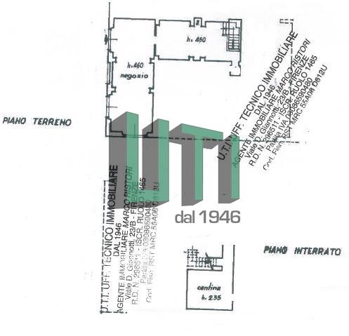 Attività commerciale in buone condizioni in affitto Rif. 10319147