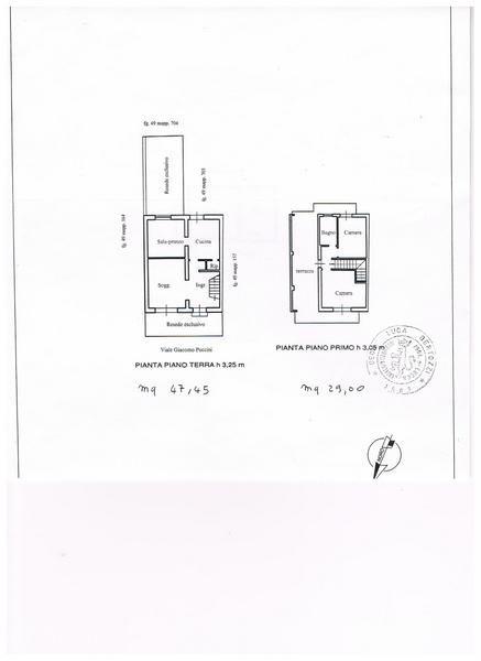 Villa in vendita a Viareggio, 3 locali, prezzo € 150.000 | CambioCasa.it