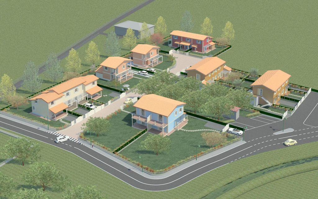 Villa in vendita a Massarosa, 5 locali, zona Località: GENERICA, prezzo € 220.000 | Cambio Casa.it