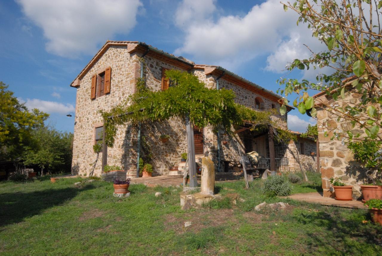 Rustico / Casale in vendita a Monterotondo Marittimo, 9999 locali, Trattative riservate | CambioCasa.it