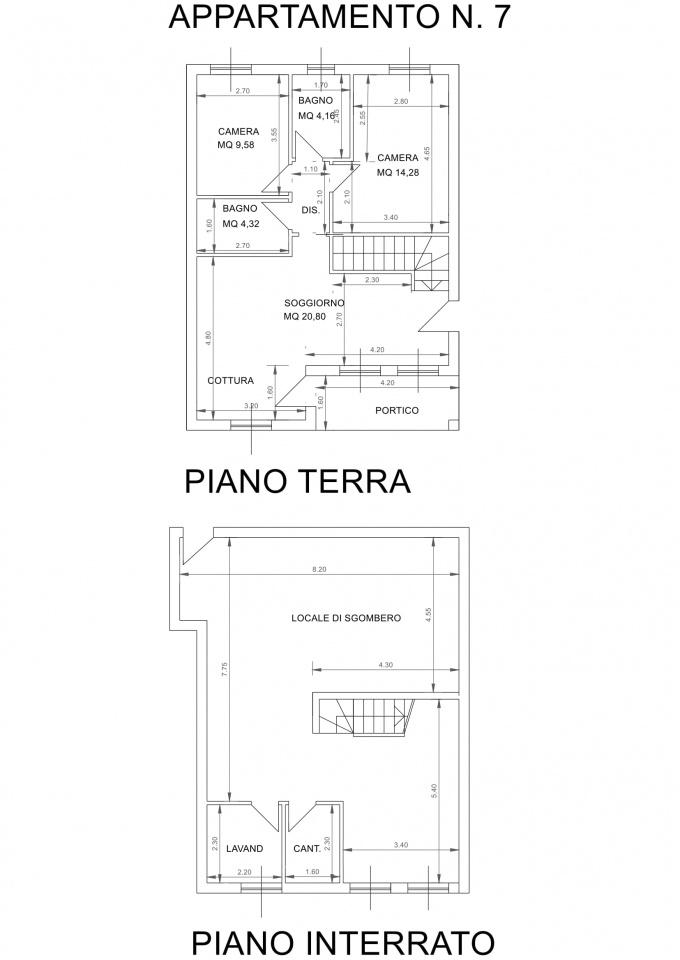 Appartamento in vendita a Casteggio, 3 locali, prezzo € 100.800 | CambioCasa.it