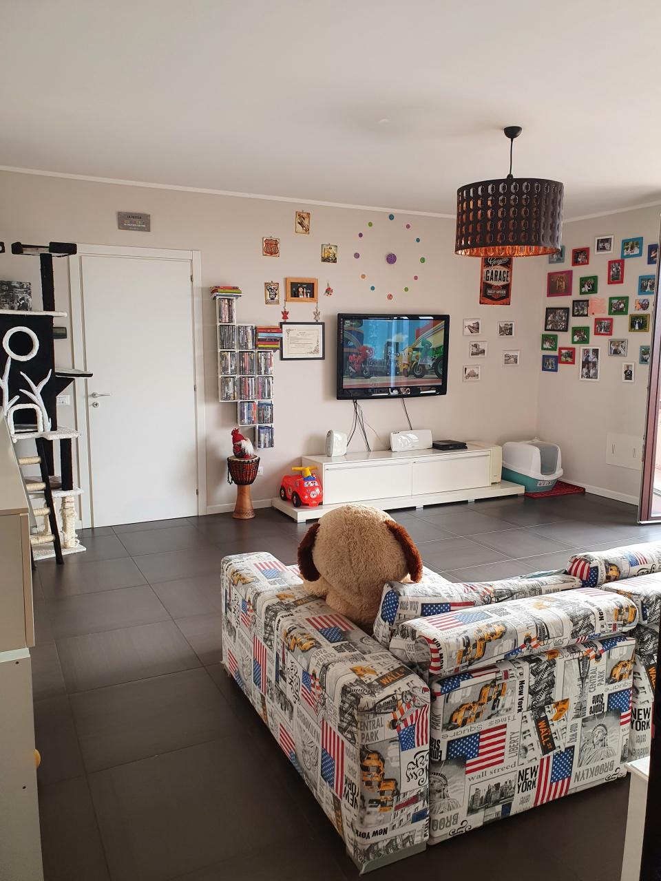 Appartamento trilocale in vendita a Linarolo (PV)