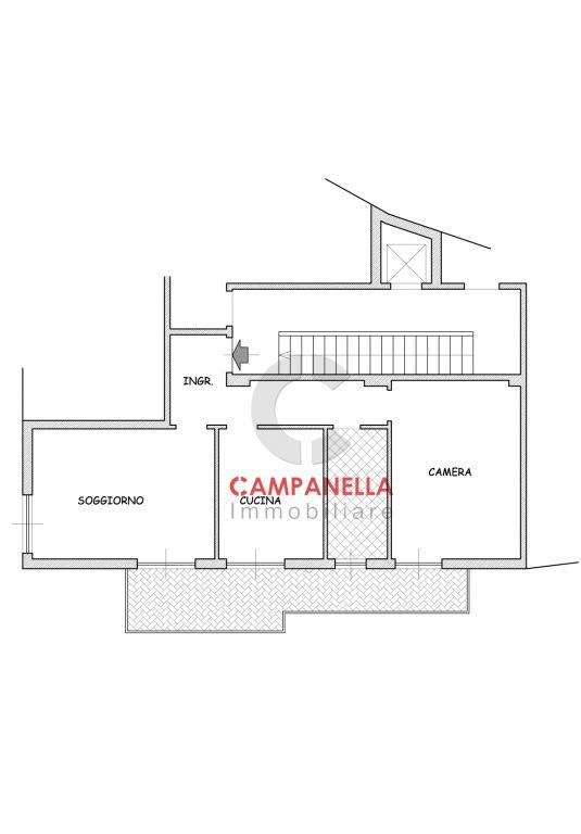 Vendita  bilocale Santa Margherita Ligure Via Dògali 1 889240