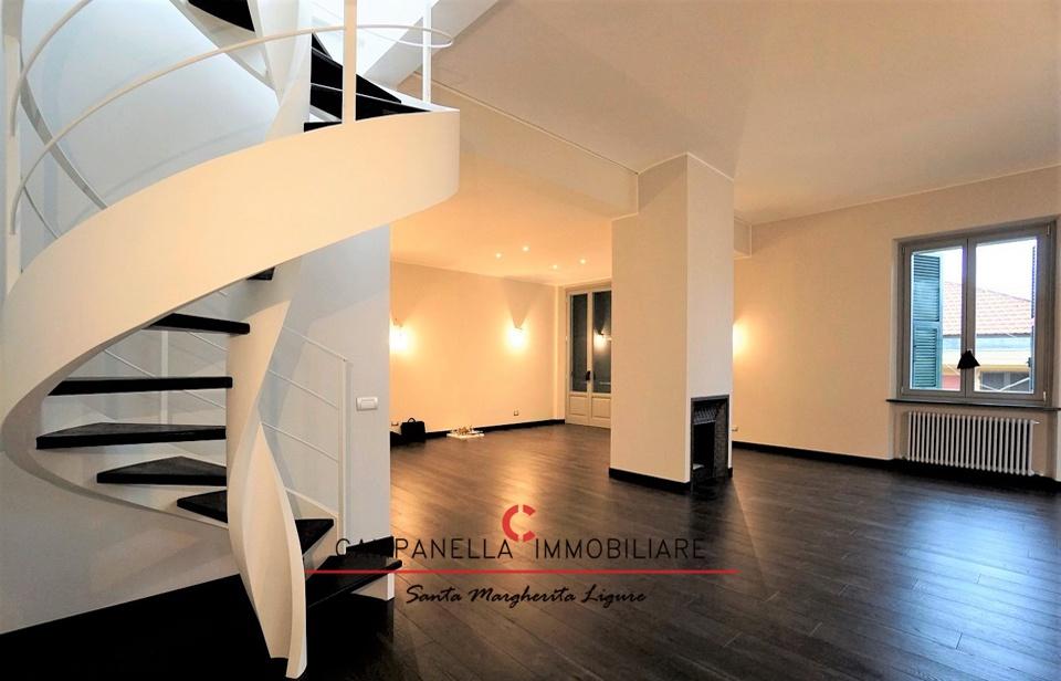 Appartamento in vendita a Santa Margherita Ligure, 10 locali, prezzo € 2.300.000 | PortaleAgenzieImmobiliari.it