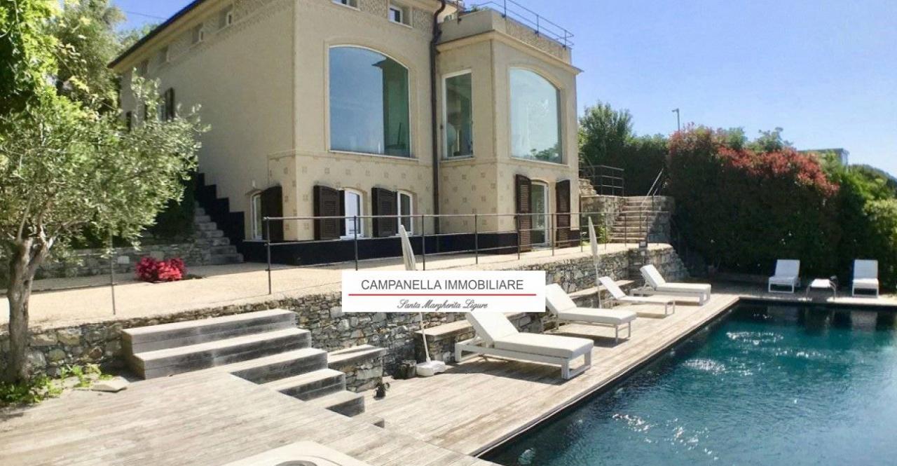 Villa in vendita a Santa Margherita Ligure, 16 locali, Trattative riservate   PortaleAgenzieImmobiliari.it