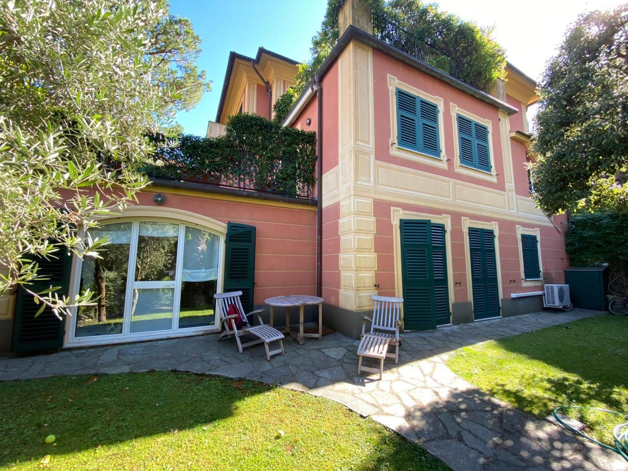 Appartamento in vendita a Santa Margherita Ligure, 5 locali, prezzo € 850.000   PortaleAgenzieImmobiliari.it