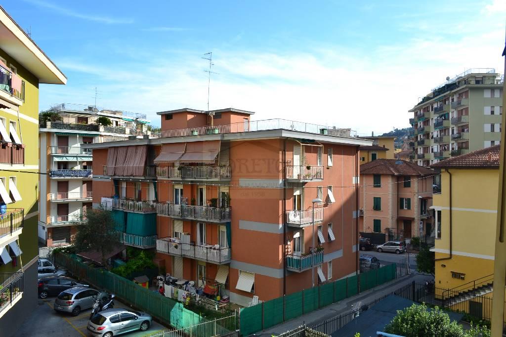 Bilocale Rapallo Via Privata Norero 2