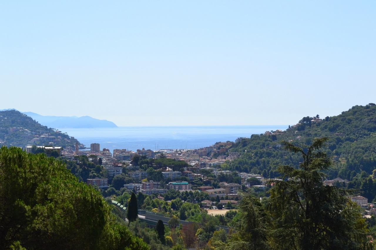 Bilocale affitto rapallo for Planimetrie vista montagna