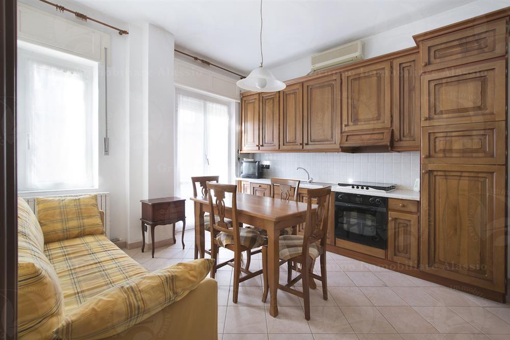 Appartamento bilocale in vendita a Alassio (SV)