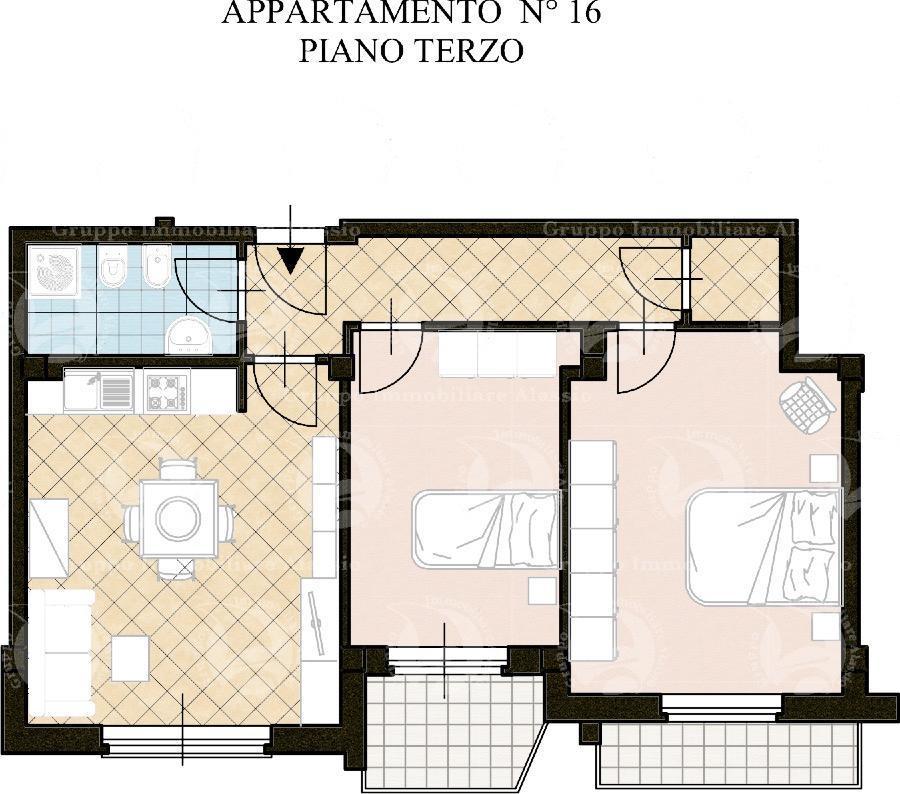 Appartamento DIANO MARINA 06ve305