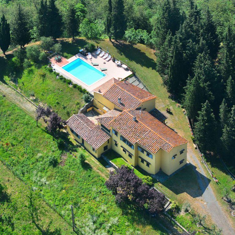 Villa in vendita a Barberino di Mugello, 13 locali, prezzo € 920.000 | Cambio Casa.it