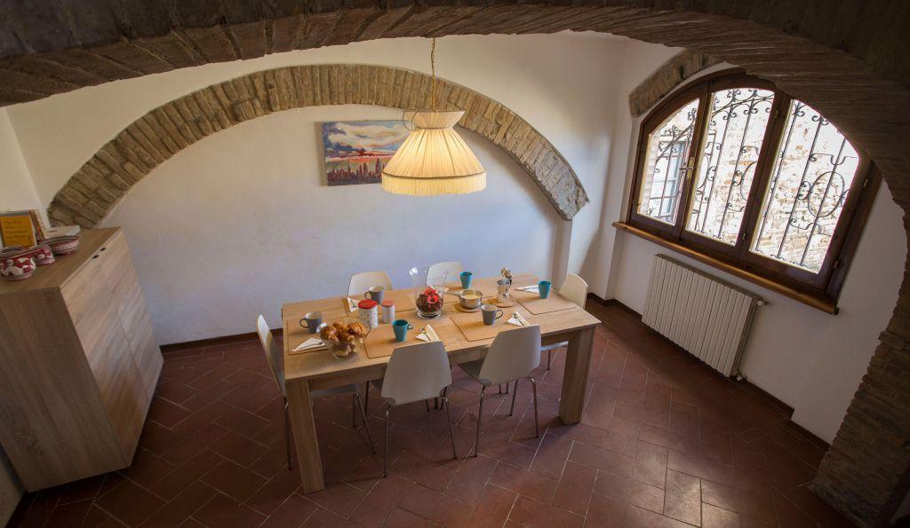 Bilocale San Gimignano  12