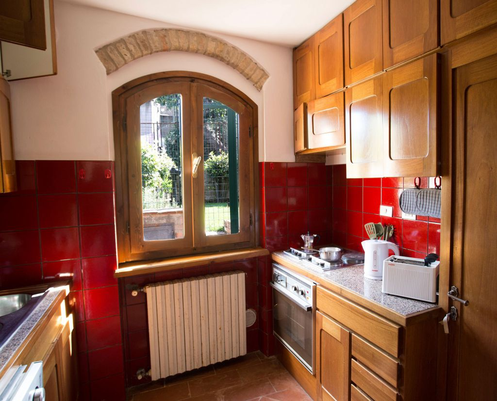 Bilocale San Gimignano  13