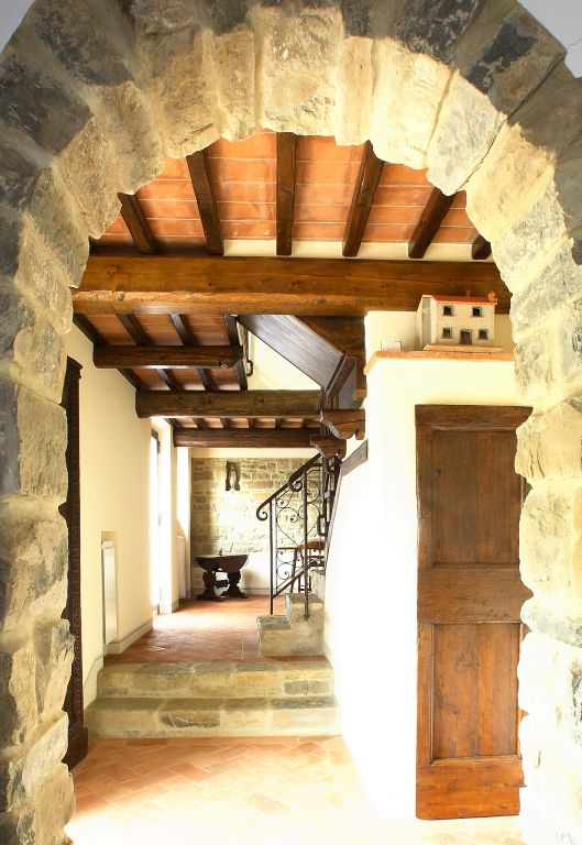 Soluzione Indipendente in affitto a Reggello, 4 locali, zona Località: DONNINI, prezzo € 600 | Cambio Casa.it