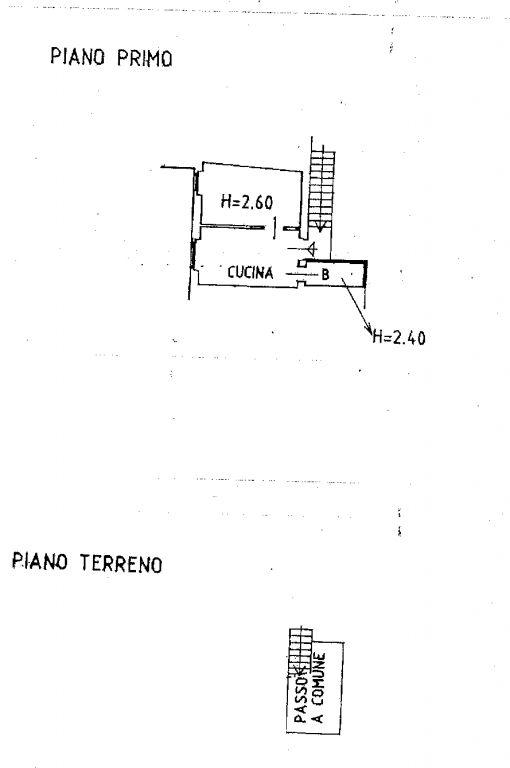 Vendita  bilocale Reggello Via S. G. Gualberto 1 1025563