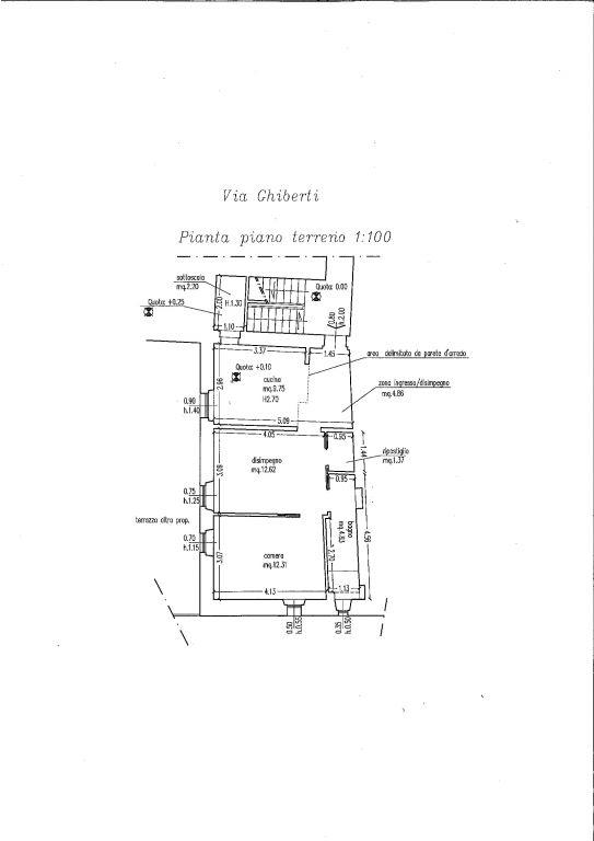 Vendita  bilocale Pontassieve Via Ghiberti 1 1032897