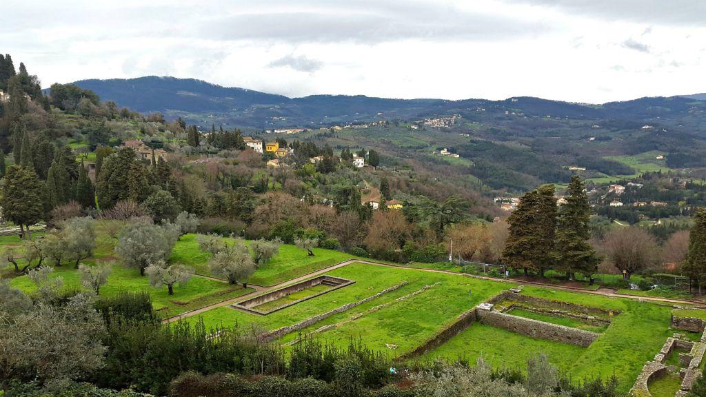 Villa in affitto a Fiesole, 6 locali, zona Località: CENTRO, prezzo € 2.300   Cambio Casa.it