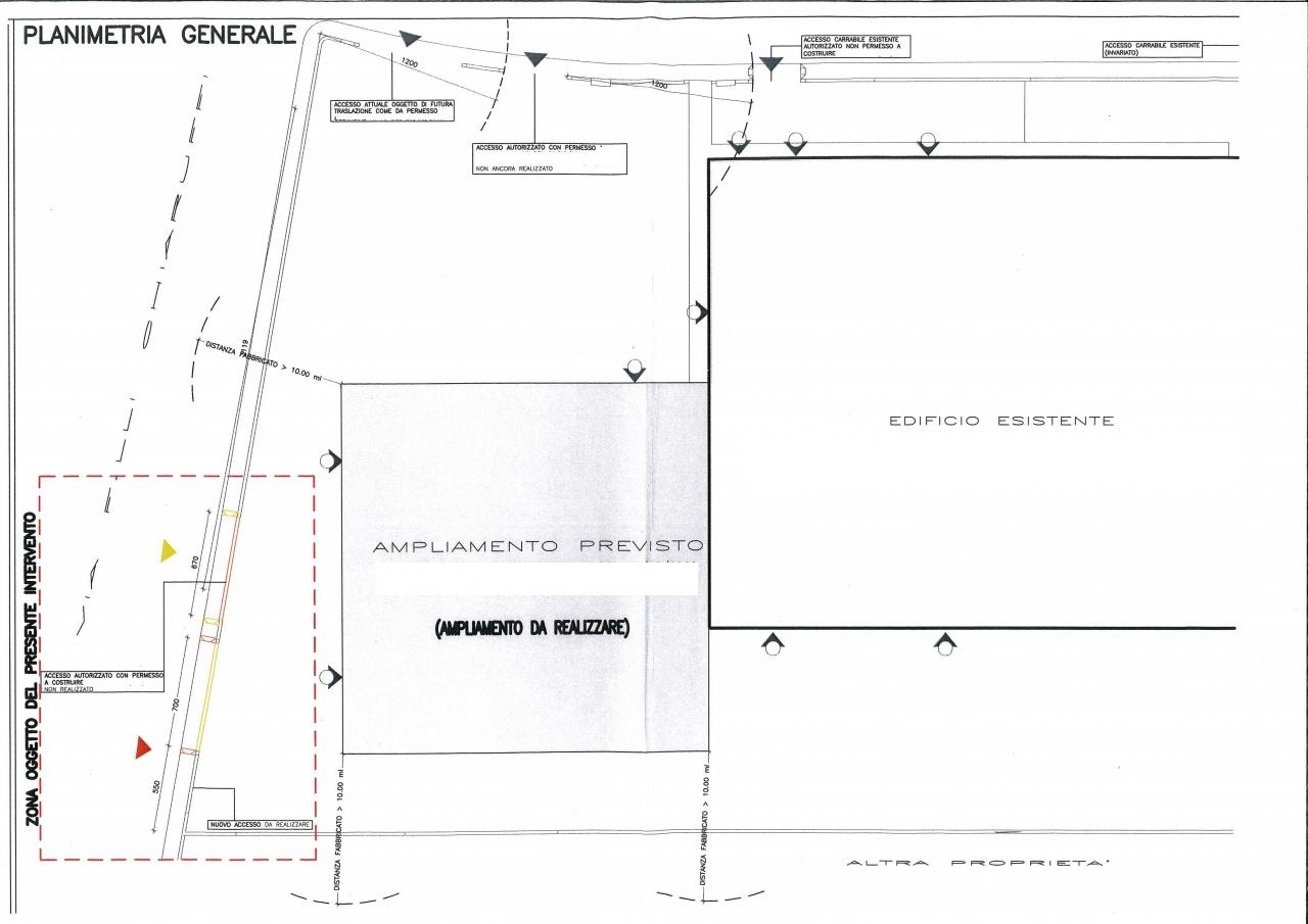 Magazzino - capannone in ottime condizioni in vendita Rif. 9577876